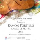 Cartel Concurso de Pintura 2011