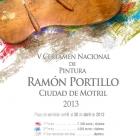 Cartel Concurso de Pintura 2013